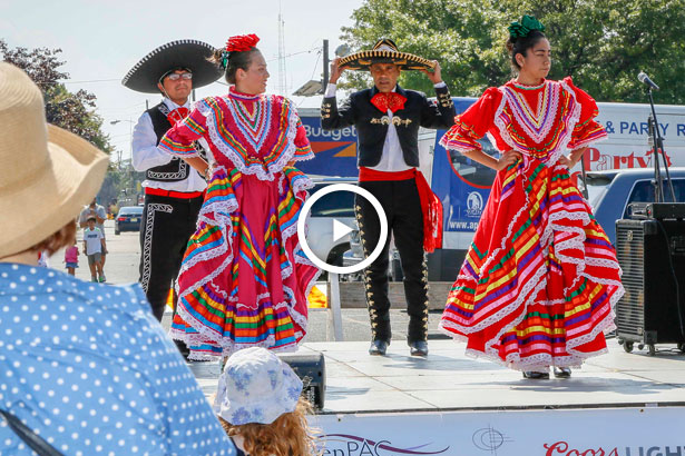 Latin Heritage Festival video