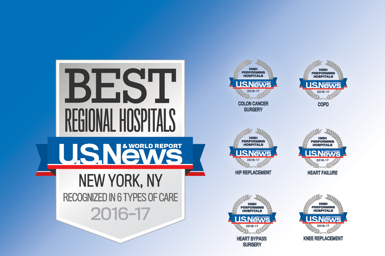 US News & World Report Best Regional Hospitals
