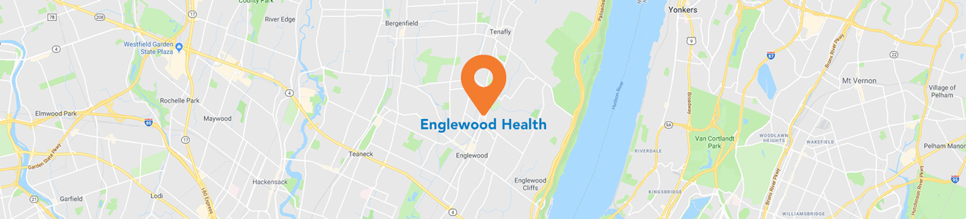 Englewood Health location map