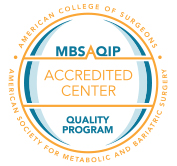 MBSAQIP bariatric surgery accreditation