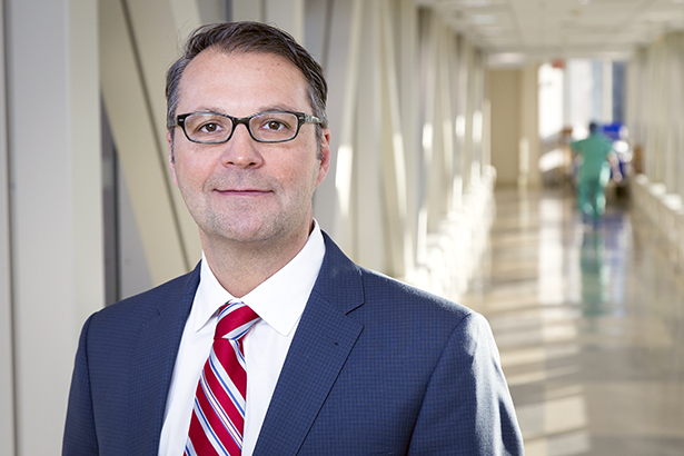 Dr  Thomas Bernik Named Chief of Vascular Surgery | Englewood Health