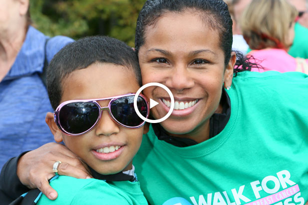 Walk for Awareness video
