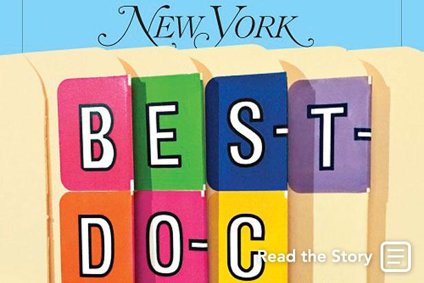 NYMag Best Doctors