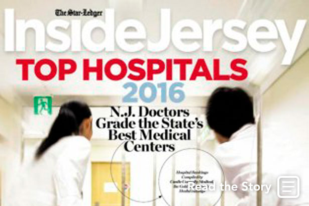 Inside Jersey Top Hospitals