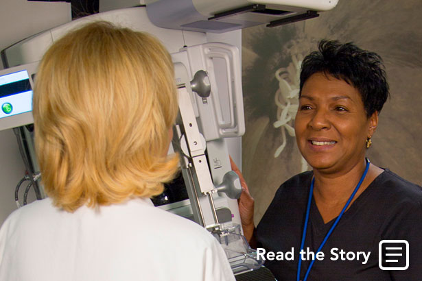 Immediate Mammogram Results Now Offered