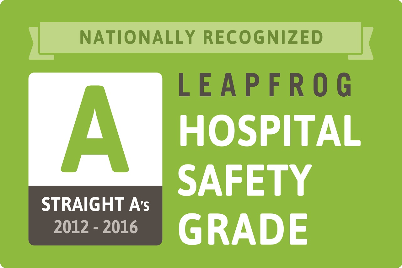 LeapFrog Hospital Safety Grade