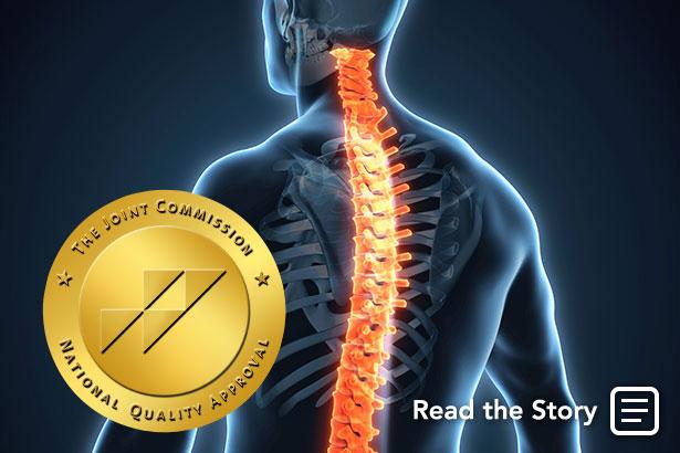 Spine Center | Englewood Health