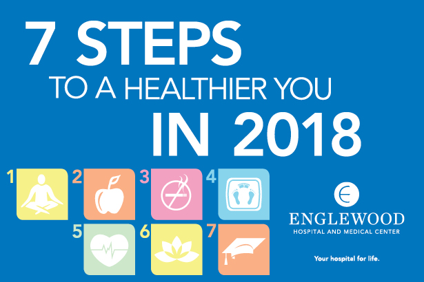 7 Steps to a Healthier You in 2018