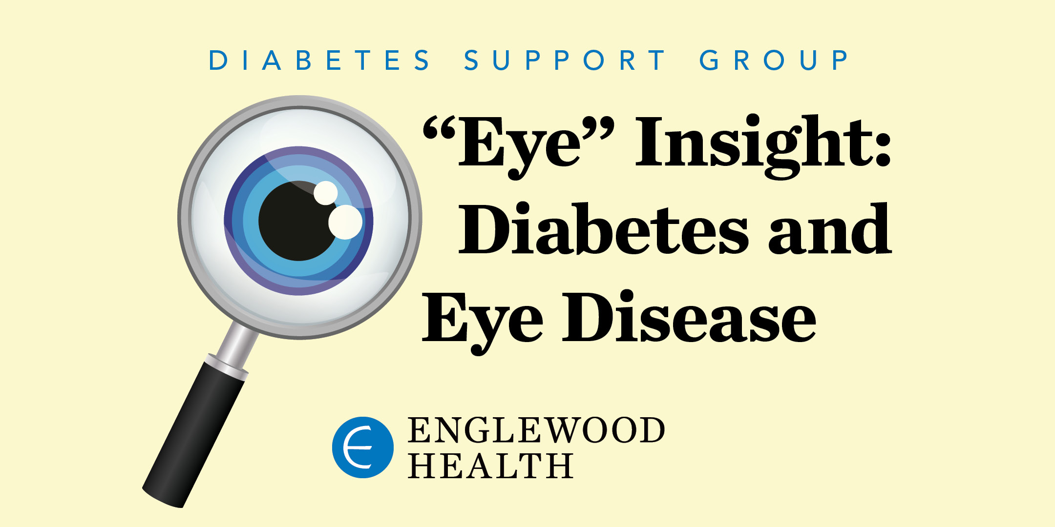 More info: Diabetes Education Support Group