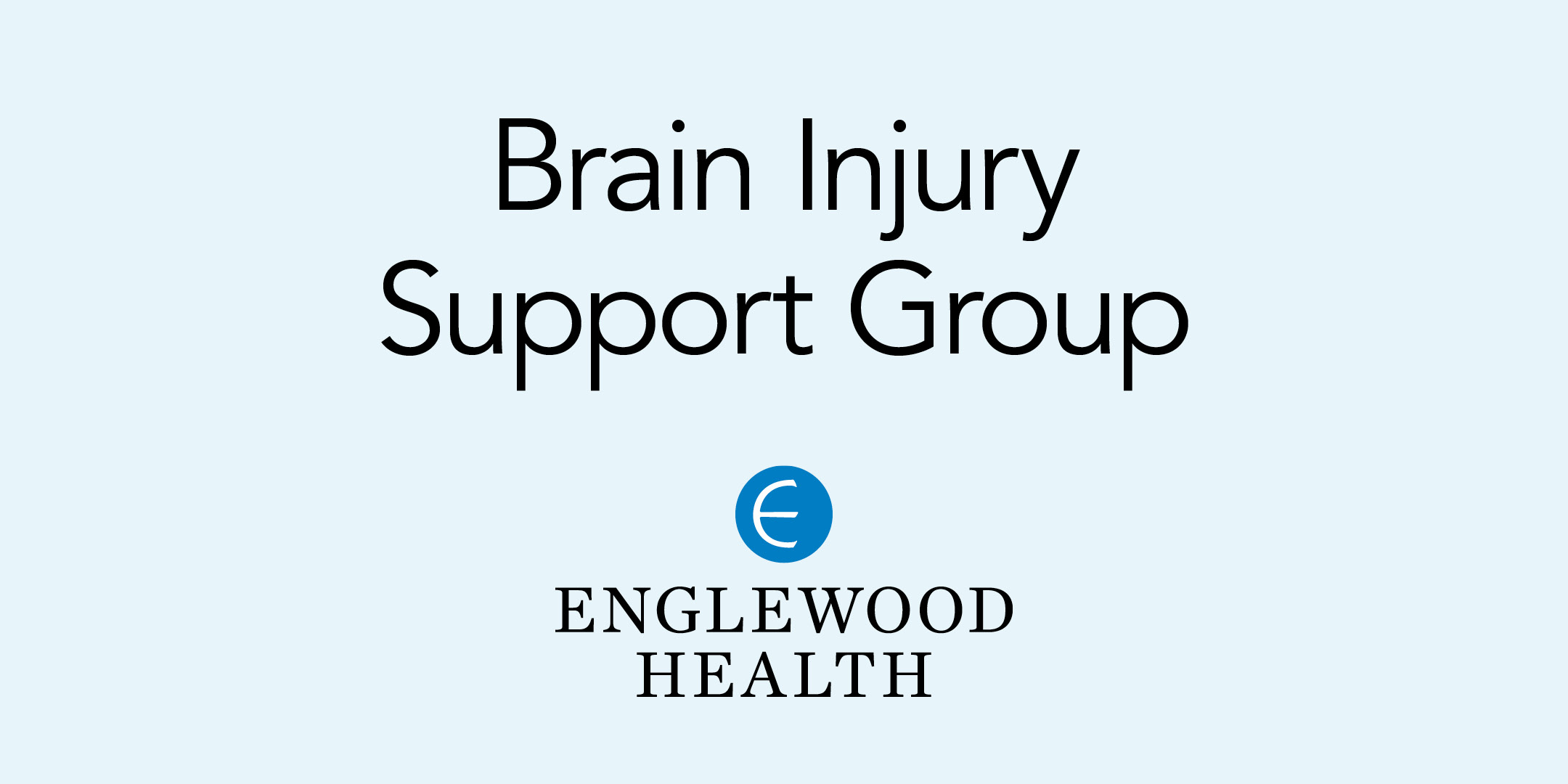 Brain Injury Support Group