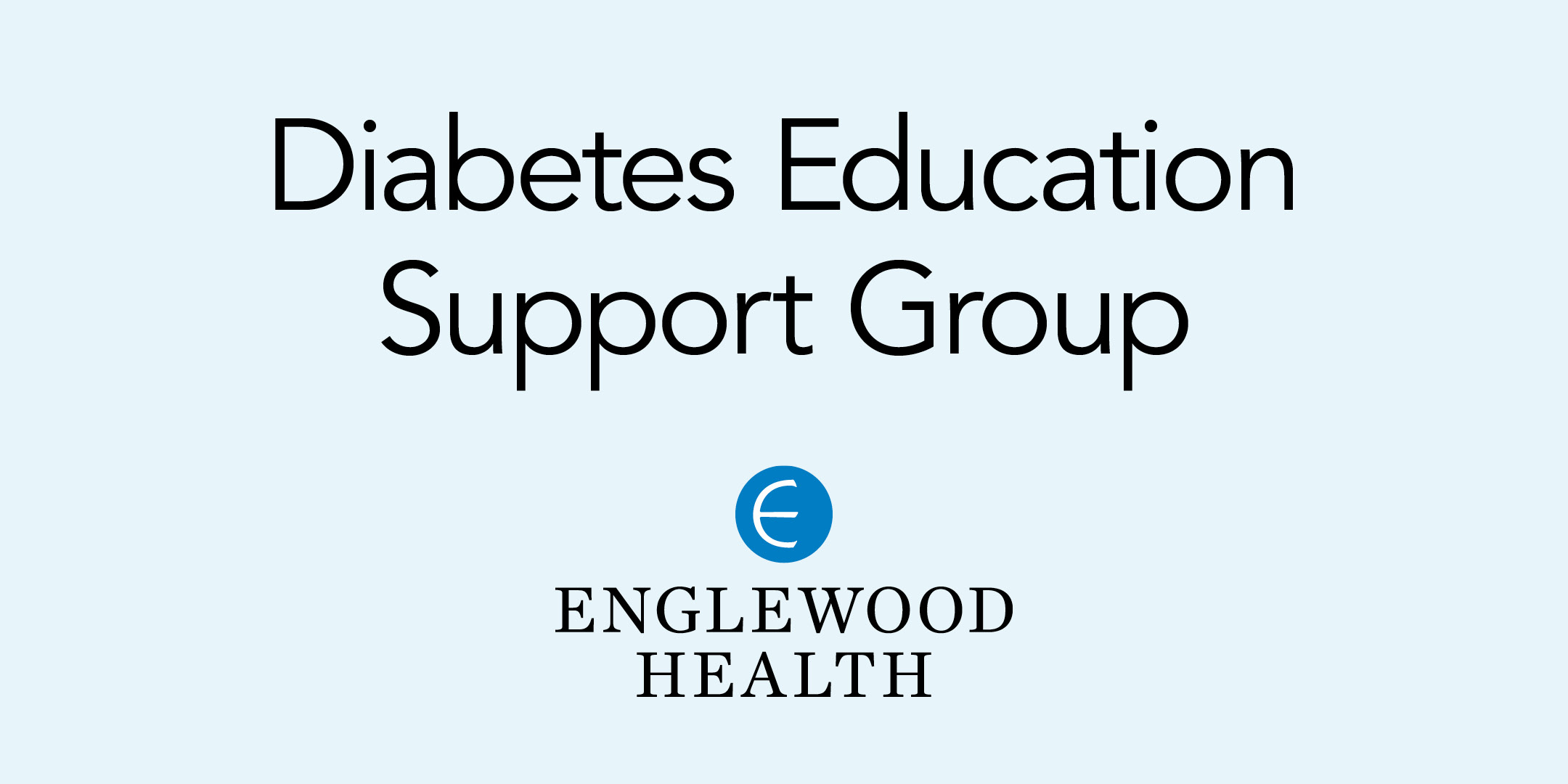 Diabetes Education Support Group