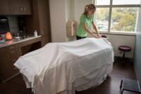 Massage at the Graf Center for Integrative Medicine