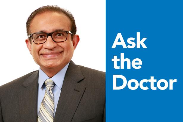 Ask the Doctor: Dr. Mahesh Bikkina