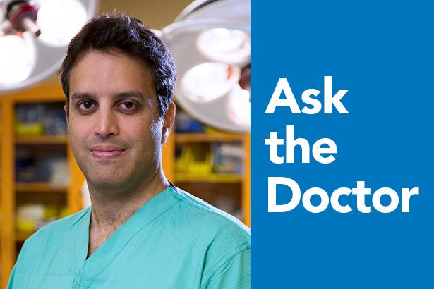 Ask the Doctor: Nimesh Nagarsheth, MD