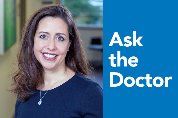 Ask the Doctor: Tracy Scheller, MD