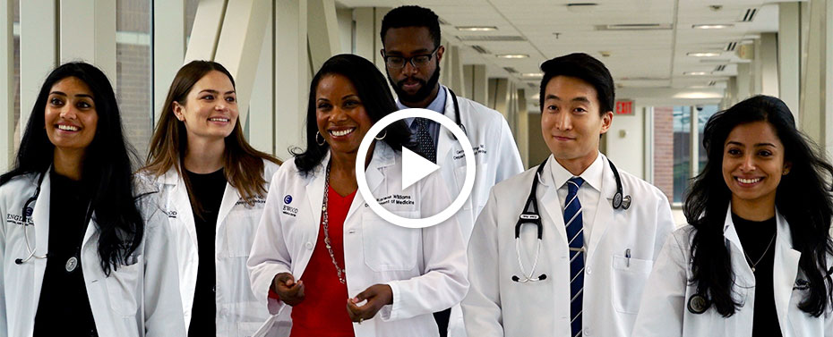 Watch our video: Englewood Hospital Residents