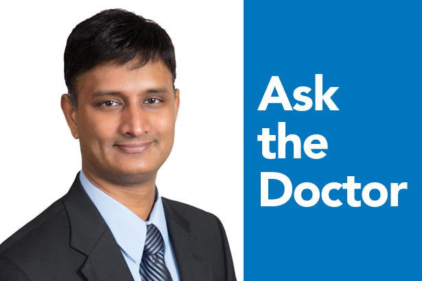 Ask the Doctor: Srikant Kondapaneni, MD