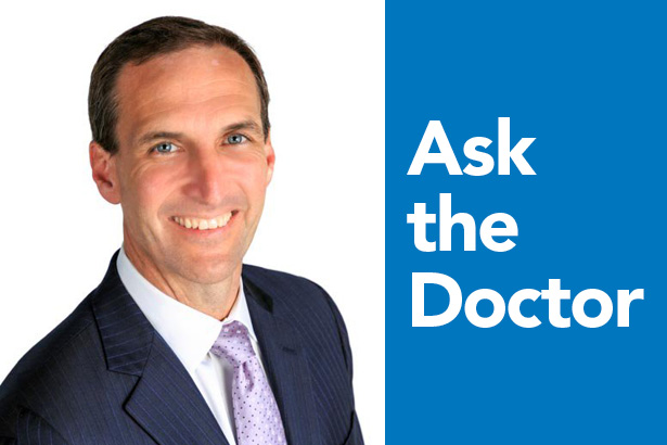Ask the Doctor: James McGinty, MD