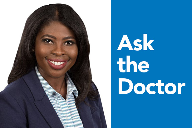 Ask the Doctor: Rosemary Ojo, MD