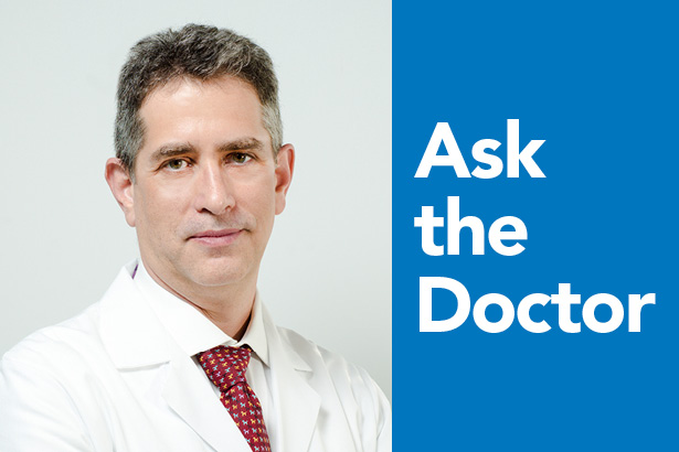 Ask the Doctor: Marc Arginteanu, MD