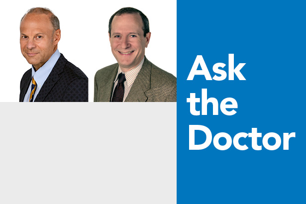 Ask the Doctors: Drs. Shapiro and Dubin