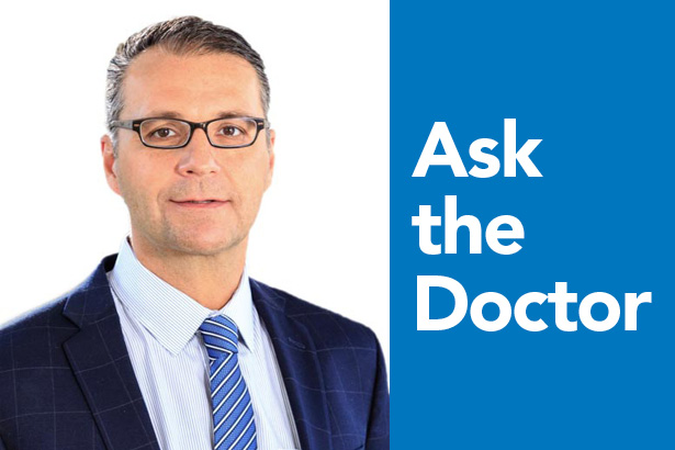 Ask the Doctor: Thomas Bernik, MD