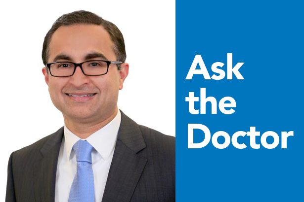Ask the Doctor: Asad Cheema, MD