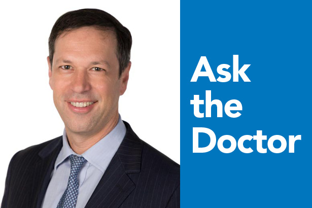 Ask the Doctor: David Feigenblum, MD