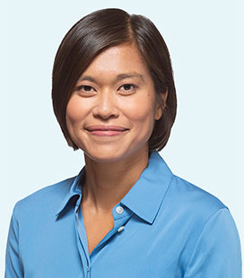 Breast Surgeon Rachelle Y  Leong, MD, Joins the Englewood Health