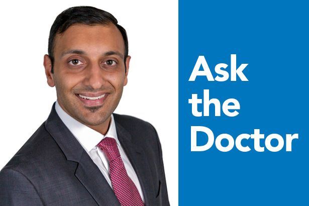 Ask the Doctor: Aalap Chokshi, MD