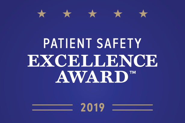 Healthgrades 2019 Patient Safety Excellence Award