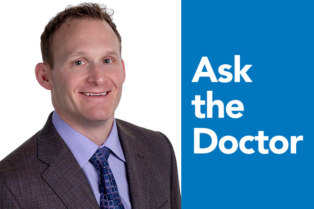 Ask the Doctor: Peter Kaye, MD
