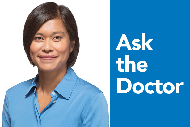 Ask the Doctor: Rachelle Leong, MD