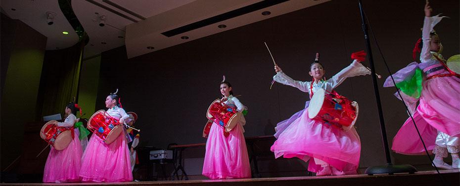 Korean Center past events