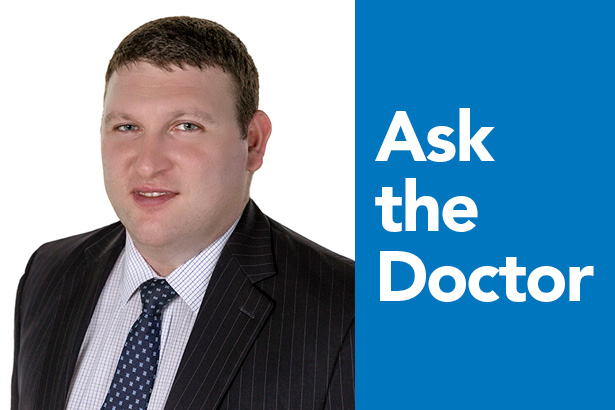 Ask the Doctor: Gerald Portman, MD