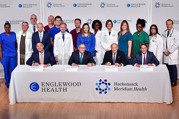 Englewood Health and Hackensack Meridian Health Sign Definitive Agreement to Merge