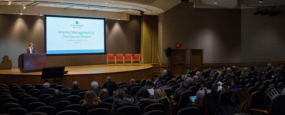 Presentation at 2019 bloodless medicine symposium