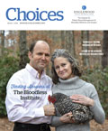 CHOICES 2018 Issue 1 cover