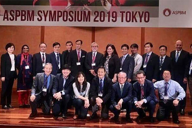 Asia Society of Patient Blood Management Symposium 2019, Tokyo, Japan