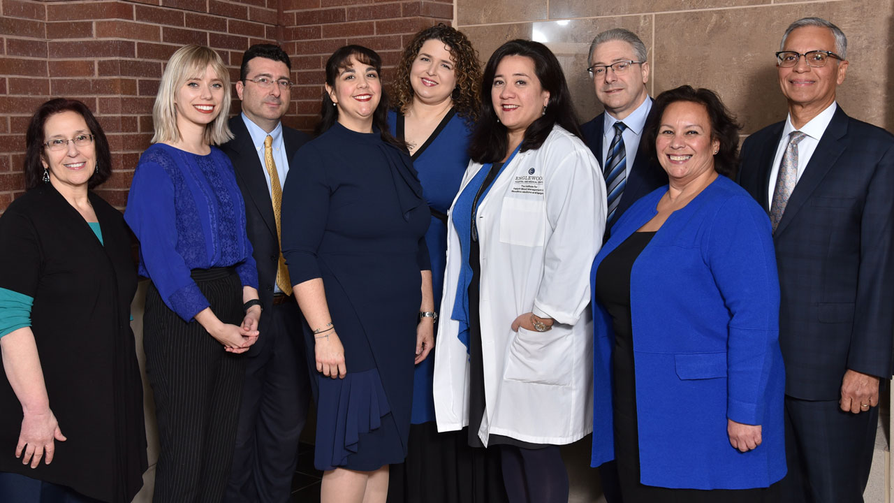 Englewood Health bloodless medicine team