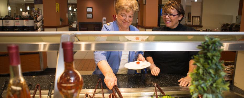 Drapkin Family Café at Englewood Health