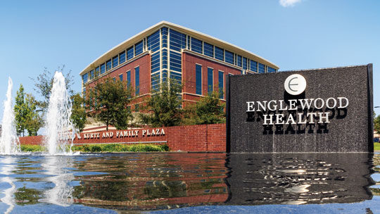 Englewood Health Fountain