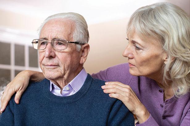 spotlight caregiver stress