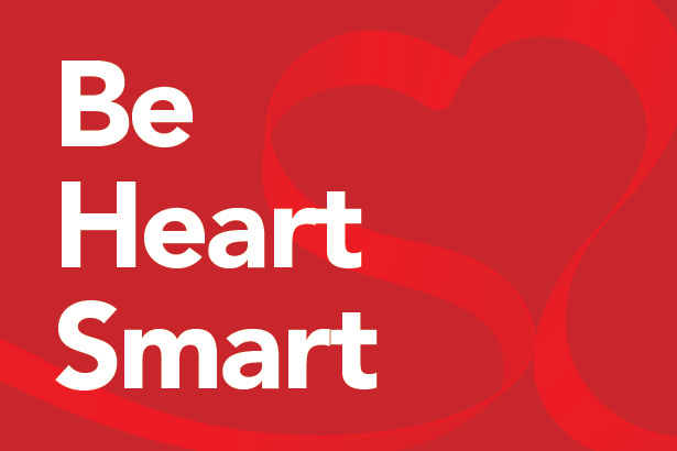 Be Heart Smart graphic