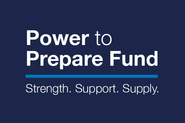 Support the Power the Prepare Fund