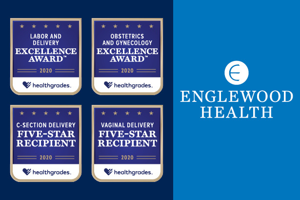 Healthgrades 2020 maternity awards