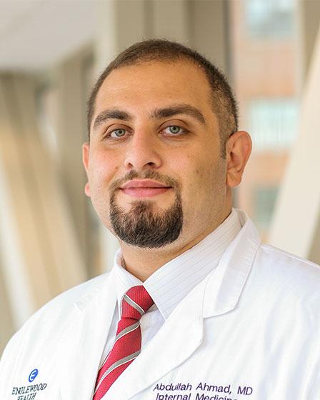 Abdullah Ahmad, MD