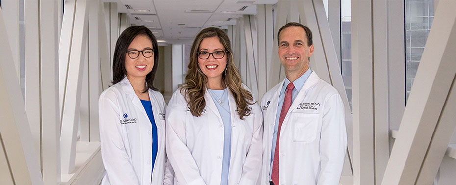 Drs. Sherman, Morales-Ribeiro and McGinty