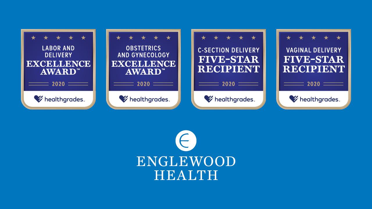 Healthgrades 2020 maternity awards