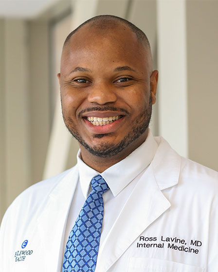 Ross Lavine, MD